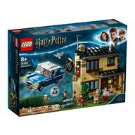 Set de joaca 4 Privet Drive LEGO® Harry Potter, pcs  797
