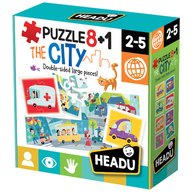 Headu - Puzzle Oras 8+1