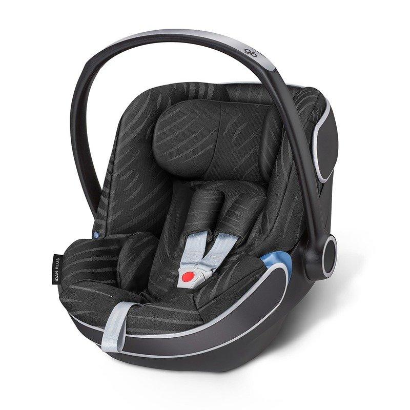 Cos auto 0-13 kg GB Idan Lux Black din categoria Scaune auto copii de la GB