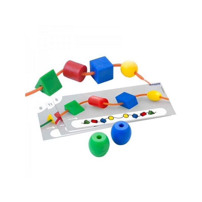 Miniland Activitati educative - forme geometrice Miniland din categoria Jucarii educative de la Miniland