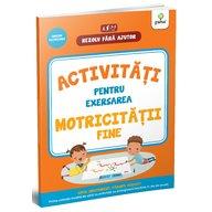 Editura Gama - Activitati pentru exersarea motricitatii