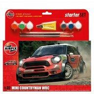 Airfix - Kit 55304 Mini Countryman WRC scara 1:32