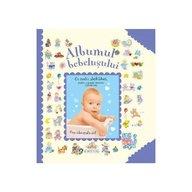 Girasol - Albumul bebelusului , bleu
