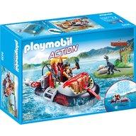Playmobil - Ambarcatiune acvatica cu motor
