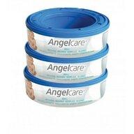 Angelcare - Rezerva pentru cos ermetic scutece murdare, 3 bucati
