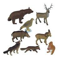 Miniland - Animale din padure 8 figurine