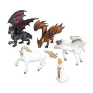 Vinco - Set figurine Animale fantastice