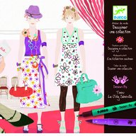 Djeco - Atelier de moda Fii designer!