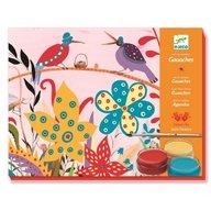 Djeco - Atelier de pictura pentru copii Sacha's Garden