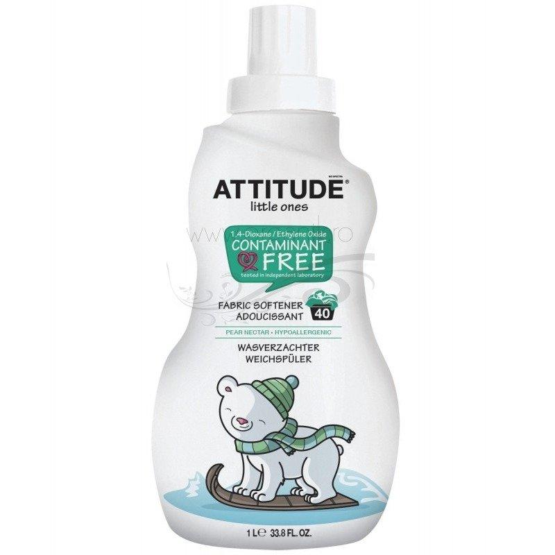 Attitude – Balsam de rufe pentru bebelusi – 40 spalari (pentru puiul meu drag) din categoria Produse ECO de la Attitude