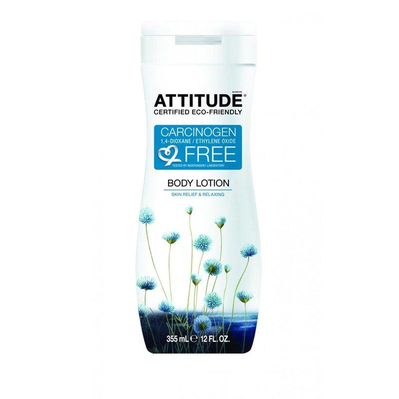 Attitude - Lotiune de corp pentru netezirea si relaxarea pielii