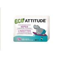 Attitude - Rezerva servetele umede 100 % biodegradabile