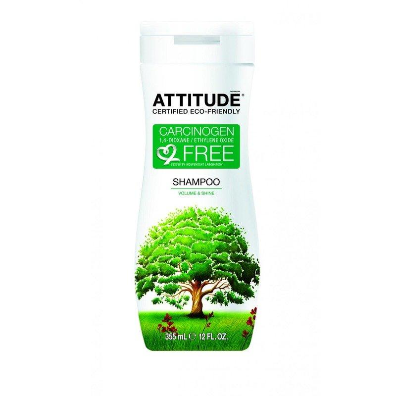 Attitude - Sampon pentru volum si stralucire