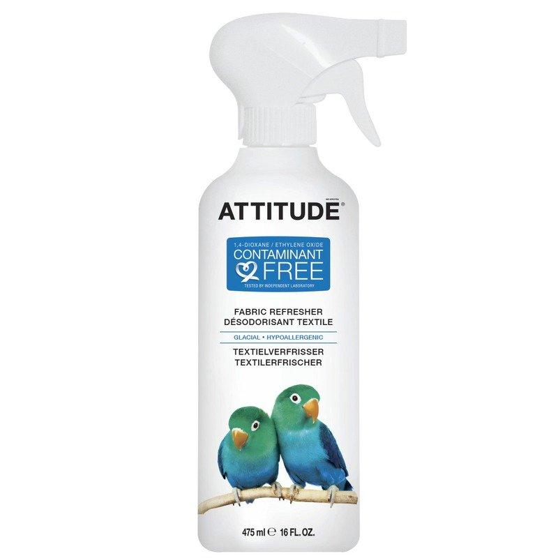 Attitude - Solutie de reimprospatare si eliminarea mirosurilor Glacial