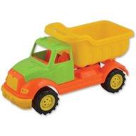 Ucar Toys - Autobasculanta 30 cm cu 36 piese constructie