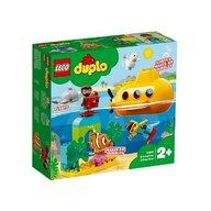 Set de joaca Aventura cu submarinul LEGO® Duplo, pcs  24