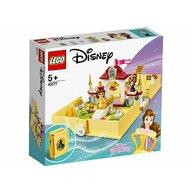 Set de joaca Aventuri din cartea de povesti cu Belle LEGO® Disney Princess, pcs  111