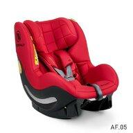 Avionaut - Scaun auto AeroFix Soft Line i-Size Spatar reglabil, Protectie laterala, 0-18 Kg, Rosu