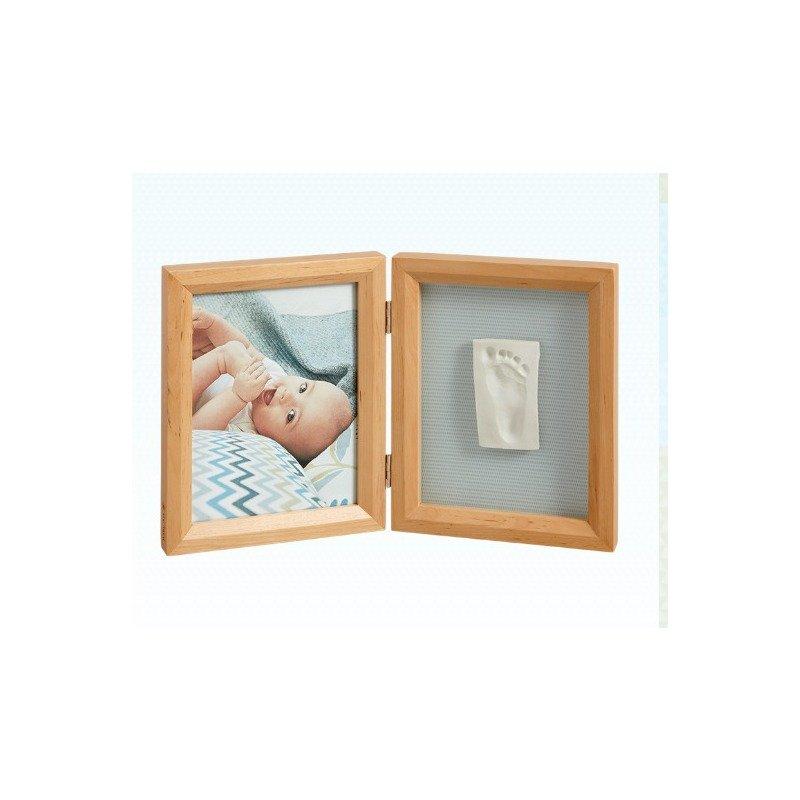 Baby Art Print Frame Honey din categoria Kit-uri amprenta mulaj de la BABY ART