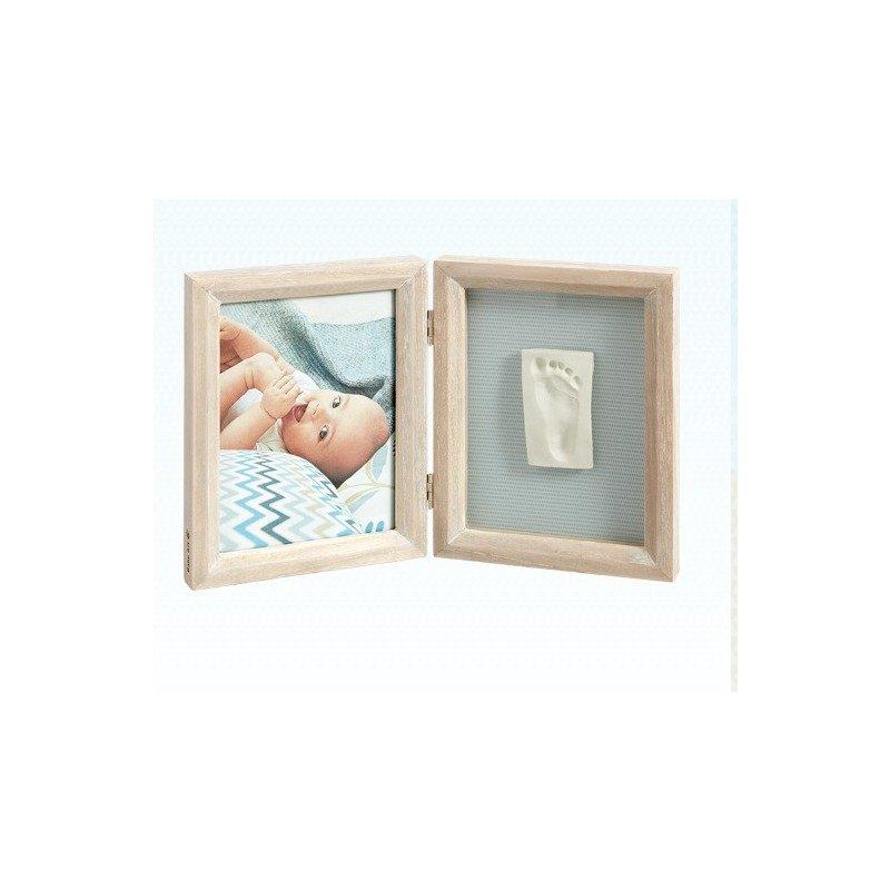 Baby Art Print Frame Stormy