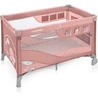 Baby Design - Dream regular 08 Patut Pliabil cu 2 nivele, Pink 2019