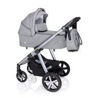 Baby Design - Husky Carucior multifunctional + Winter Pack, Gray 2020