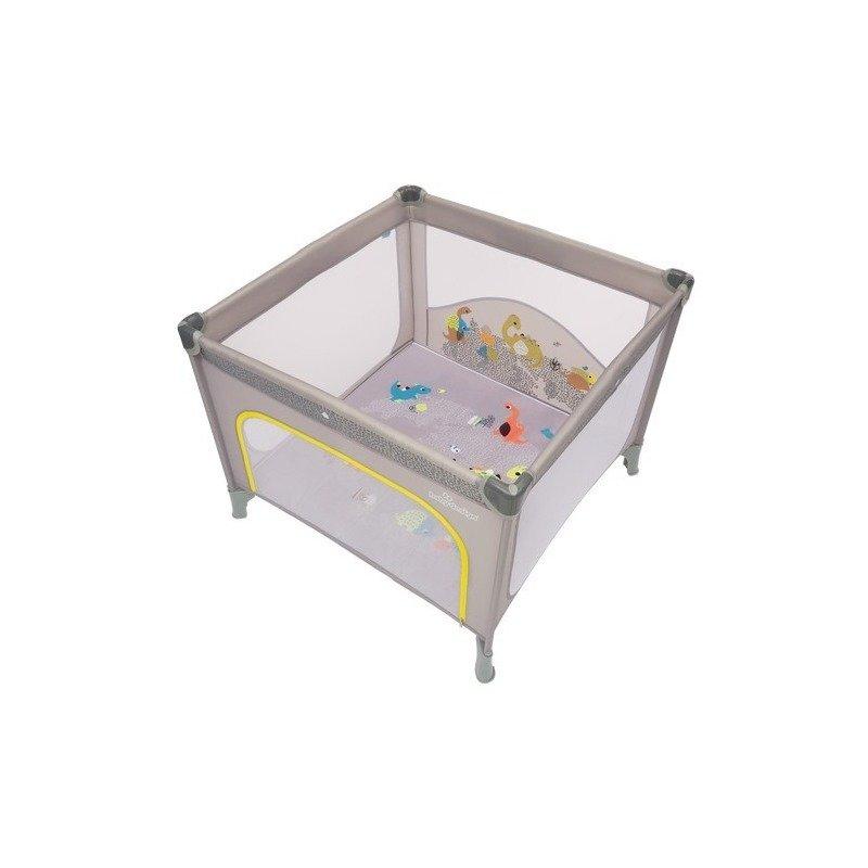 Baby Design Joy 07 grey 2017 - Tarc de joaca