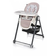 Baby Design - Scaun de masa multifunctional Penne 08 , Pink