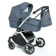 Baby Design - Carucior 2 in 1 Smooth 2020, Albastru