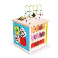 Baby Einstein - Jucarie cu activitati Hape Innovation Station, 48x31 cm