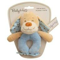 Baby Hug - Zornaitoare de plus Catelus, Albastru