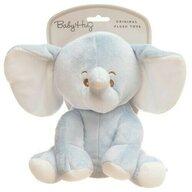 Baby Hug - Jucarie din plus Elefantel, Albastru