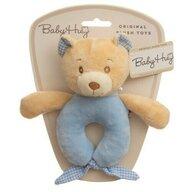 Baby Hug - Zornaitoare de plus Ursulet, Albastru