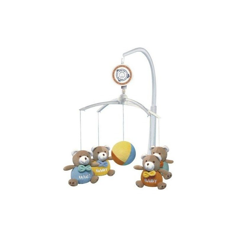 Baby Mix Carusel muzical Baby Bears