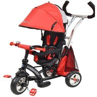 Baby Mix - Tricicleta cu sezut reversibil Sunrise Turbo Trike, Red