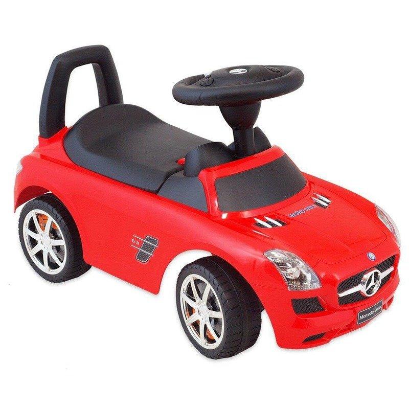 Baby Mix Vehicul pentru copii Mercedes Red