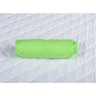 BabyNeeds - Cearceaf cu elastic 140x70 cm, Verde