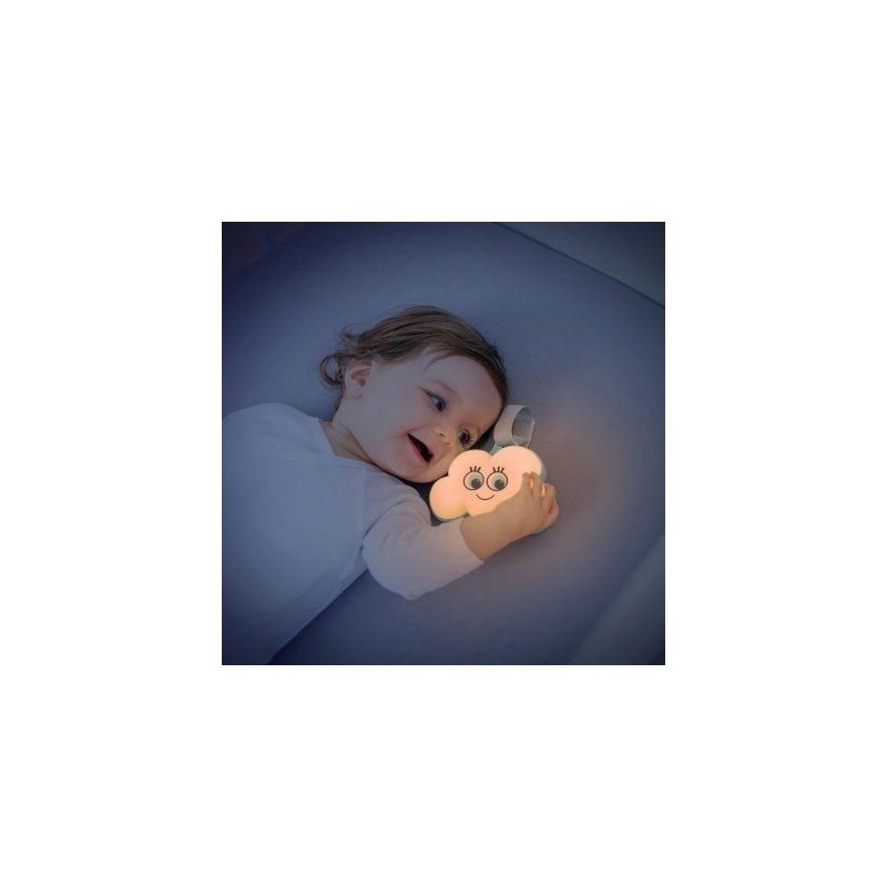 Badabulle – B015006 Lampa de veghe muzicala Norisor Pufos