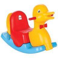 Pilsan - Balansoar Happy Duck, 78x55 cm, Galben