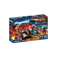 Playmobil - BANDITII BURNHAM SI DRAGON
