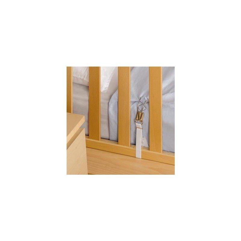BebeduE Set cleme pentru patura BebeduE 7000 din categoria Sisteme de protectie de la BebeduE