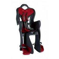 Bellelli - Scaun de bicicleta B-One Clamp Pentru copii pana la 22 kg, Gri/Negru