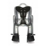 Bellelli - Scaun de bicicleta B-One Standard Multifix Pentru copii pana la 22 kg, Gri