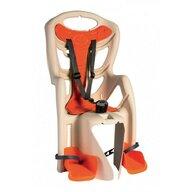 Bellelli - Scaun de bicicleta Pepe Standard Multifix Pentru copii pana la 22 kg, Bej