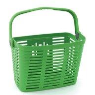 Bellelli - Cos Plaza din Plastic, Pentru bicicleta, Verde