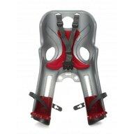 Bellelli - Scaun de bicicleta Rabbit B-Fix Pentru copii pana la 22 kg, Gri