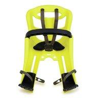 Bellelli - Scaun de bicicleta Tatoo Plus Handlefix Pentru copii pana la 15 kg, Galben