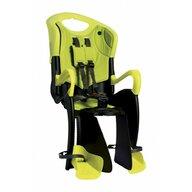 Bellelli - Scaun de bicicleta Tiger Standard B-Fix Pentru copii pana la 22 kg, Galben