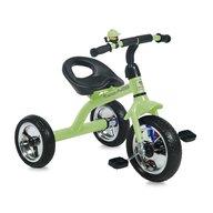 Bertoni- Tricicleta pentru copii A28 roti mari Green