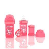 Twistshake Biberon Anti-colici 180 ml Piersica